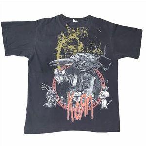 Vintage KORN band shirt